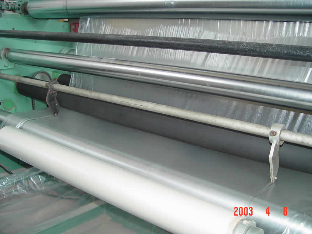 China Water Soluble Film (Aqua Film) for Ebroidery Stabilizer